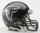 Atlanta Falcons Throwback 2003-2019 Riddell Mini Football Helmet