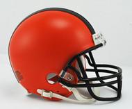 Cleveland Browns 2015-2019 Throwback Riddell Mini Football Helmet