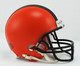 Cleveland Browns 2015-2019 Throwback Riddell Mini Football Helmet
