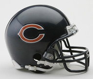 Chicago Bears Riddell Mini Helmet