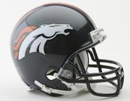 Denver Broncos Riddell Mini Helmet