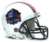 NFL Hall of Fame Riddell Mini Helmet