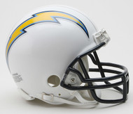 Los Angeles Chargers 2007-2018 Riddell Mini Football Helmet