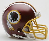 Washington Redskins Riddell Mini Football Helmet