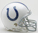 Indianapolis Colts 2004-2019 Throwback Riddell Mini Football Helmet
