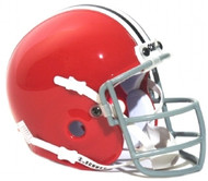 Ohio State Buckeyes 1966 Schutt Throwback Mini Authentic Helmet