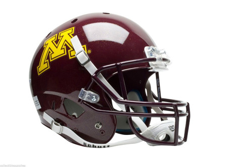 Minnesota Golden Gophers Schutt Full Size Replica XP Football Helmet