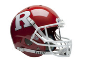 Rutgers Scarlet Knights Schutt Full Size Replica XP Football Helmet