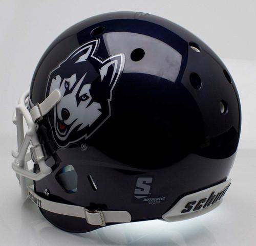 Connecticut Huskies Schutt Full Size Replica XP Football Helmet