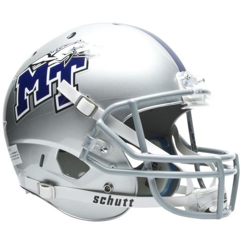 Middle Tennessee State Blue Raiders Schutt Full Size Replica XP Football Helmet
