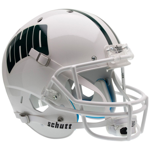 Ohio University Bobcats Schutt Full Size Replica XP Football Helmet