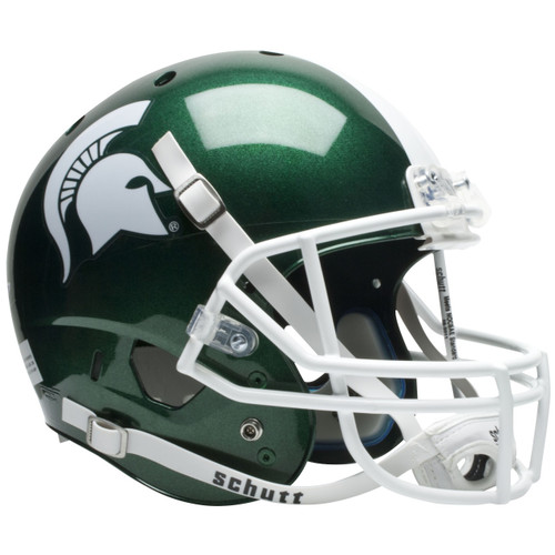 Michigan State Spartans Schutt Full Size Replica XP Football Helmet