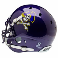 ECU East Carolina Pirates Schutt Full Size Replica Helmet