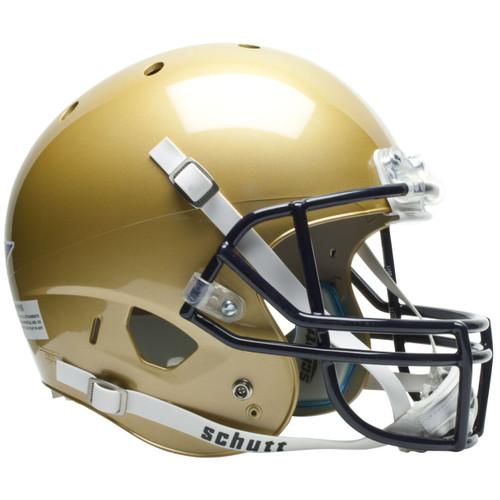 Navy Midshipmen Schutt Full Size Replica XP Football Helmet