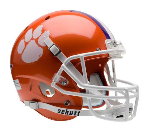 Clemson Tigers Schutt Full Size Replica XP Football Helmet
