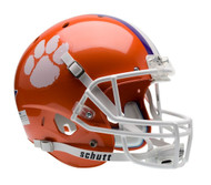 Clemson Tigers Schutt Full Size Replica XP Football Helmet