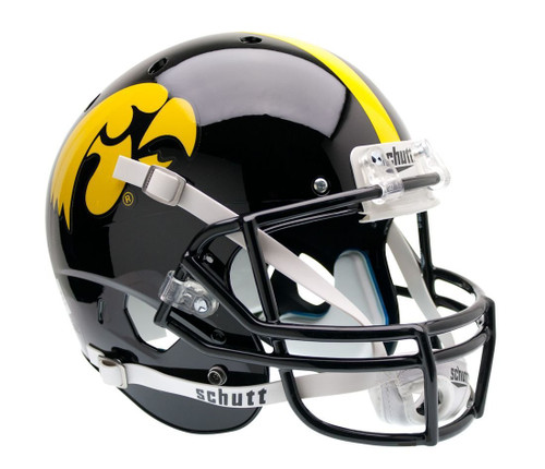 Iowa Hawkeyes Schutt Full Size Replica XP Football Helmet