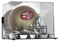 DELUXE FULL SIZE FOOTBALL HELMET WALL MOUNTABLE DISPLAY