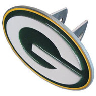 GREEN BAY PACKERS LARGE NFL TRUCK TRAILER HITCH COVER
