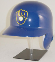 Milwaukee Brewers Rawlings LEC Throwback Full Size Baseball Batting Helmet
