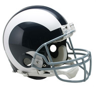 Los Angeles Rams 1965-72 Throwback Riddell Full Size Authentic Helmet