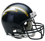 San Diego Chargers 1988-06 Throwback Riddell Full Size Authentic Helmet