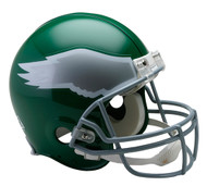 Philadelphia Eagles 1974-95 Throwback Riddell Full Size Authentic Helmet