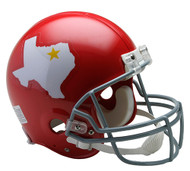 Dallas Texans 1960-62 Throwback Riddell Full Size Authentic Helmet