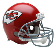 Kansas City Chiefs 1963-73 Throwback Riddell Full Size Authentic Helmet