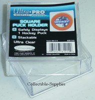 1 case of 72 Ultra-Pro Hockey Puck Cubes