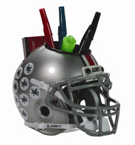 Ohio State Buckeyes Mini Helmet Desk Caddy by Schutt