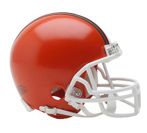 Cleveland Browns 1975 - 2005 Riddell Mini Football Helmet