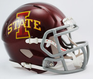 Iowa State Cylcones NCAA Riddell SPEED Mini Helmet