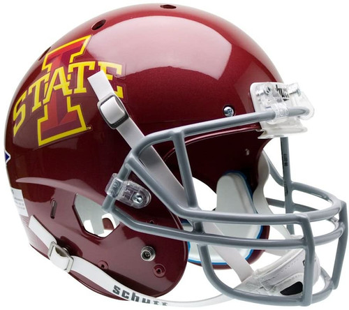 Iowa State Cyclones Schutt Full Size Replica XP Football Helmet