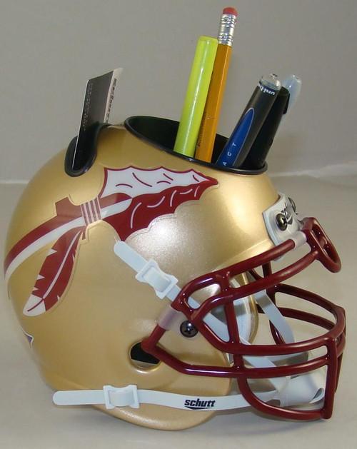 Florida State Seminoles Mini Helmet Desk Caddy by Schutt