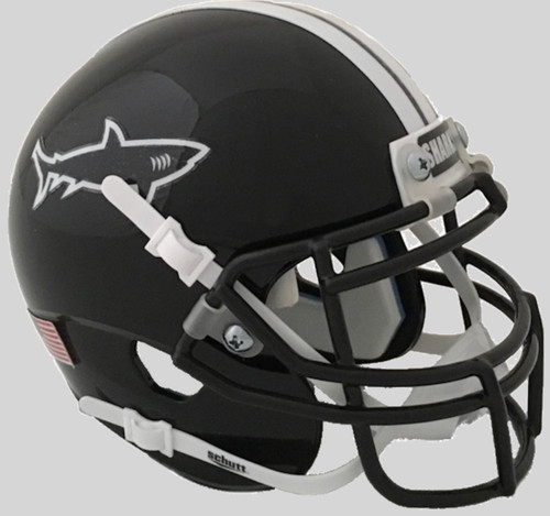 Any Given Sunday Miami Sharks Schutt Mini Authentic Football Helmet