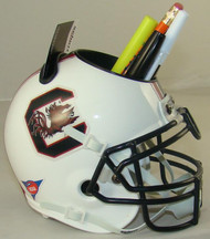 South Carolina Gamecocks Mini Helmet Desk Caddy by Schutt