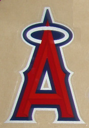 ANAHEIM LOS ANGELES ANGELS FULL SIZE HELMET 3M STICKER DECAL