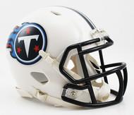 Tennessee Titans Throwback 1999-2017 NFL Revolution Speed Mini Football Helmet