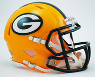 Green Bay Packers Revolution SPEED Mini Helmet