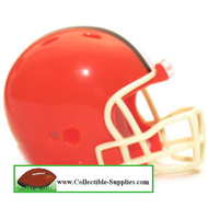 Cleveland Browns Revolution Mini Pocket Pro Helmet
