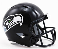 Seattle Seahawks Revolution Mini Pocket Pro Helmet