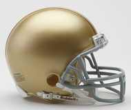 Notre Dame Fighting Irish NCAA Riddell Mini Helmet
