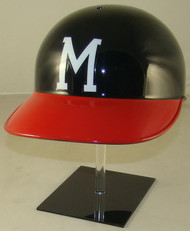 1953-65 Braves Rawlings Throwback Full Size Baseball Batting Helmet