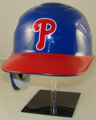 Philadelphia Phillies Alternate Blue Rawlings Collflo REC Full Size Batting Helmet