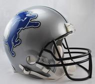 Detroit Lions Throwback 2009-2016 Riddell Full Size Authentic Proline Helmet