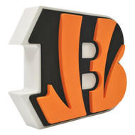 Cincinnati Bengals 3D Fan Foam Logo Sign