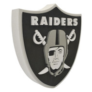 Las Vegas Raiders 3D Fan Foam Logo Sign