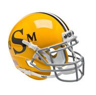 Southern Miss Mississippi Golden Eagles Alternate Gold Vintage Schutt Mini Authentic Helmet