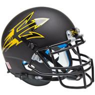 Arizona State Sun Devils Alternate Black PT-42 Schutt Mini Authentic Football Helmet